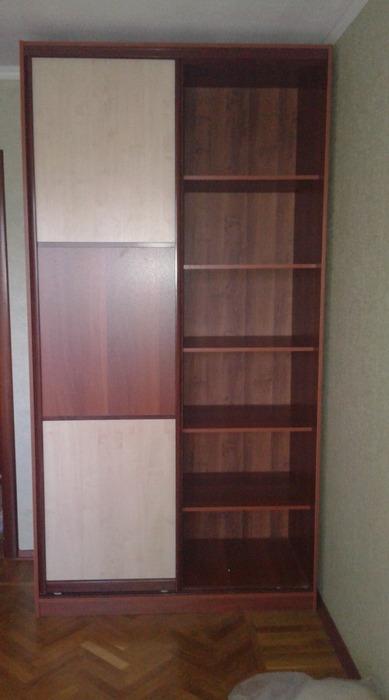 Встроенные шкафы-купе-Шкаф-купе из ЛДСП «Модель 175»-фото2
