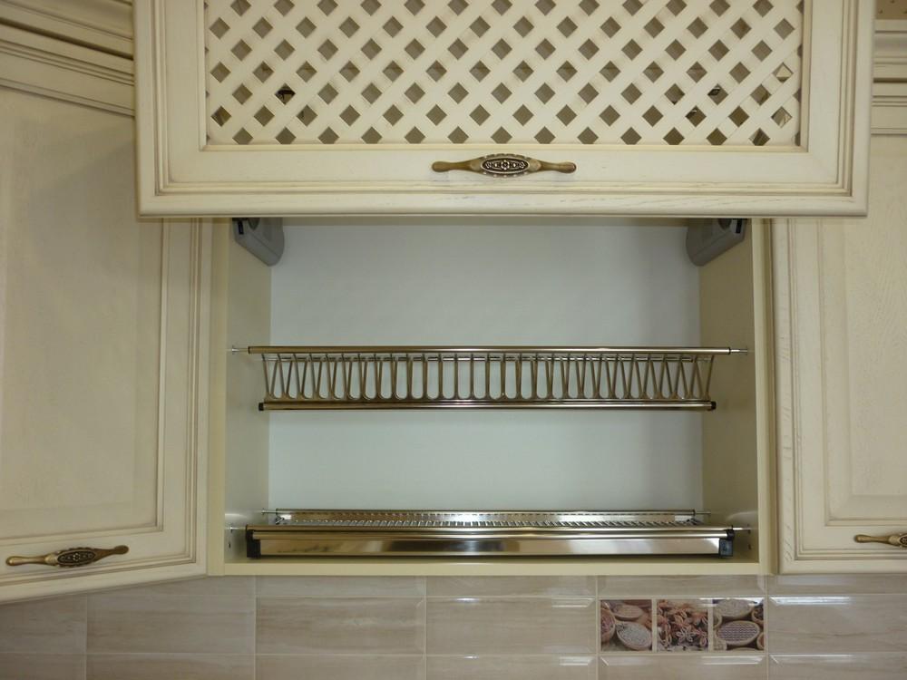 Акриловые кухни-Кухня МДФ в ПВХ «Модель 293»-фото6