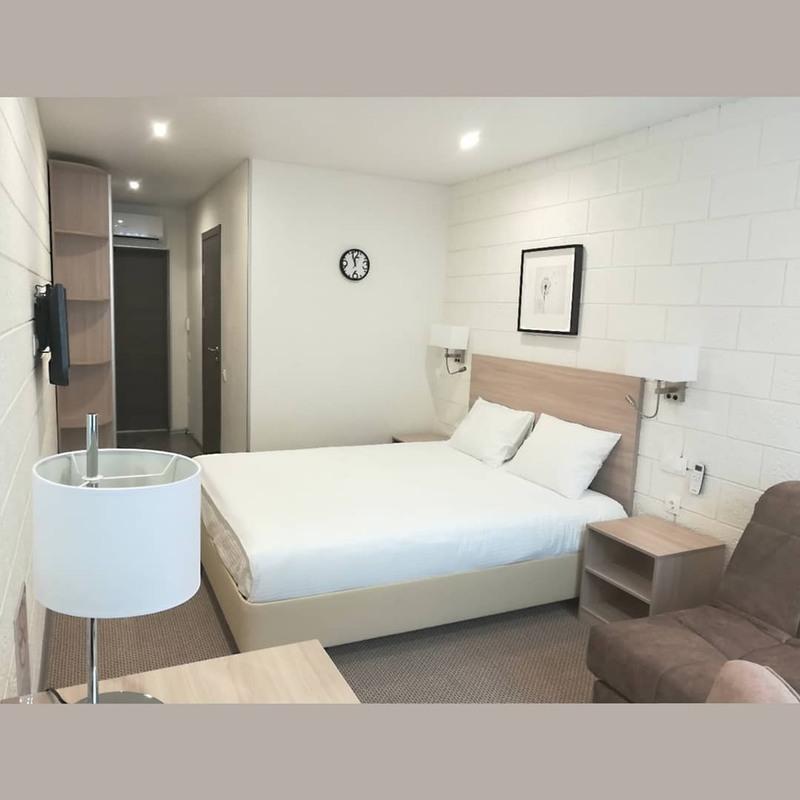 Торговая мебель-Мебель для гостиницы «Модель 225»-фото1