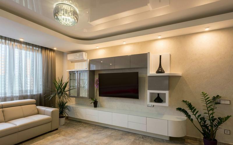 Гостиные-Стенка для гостиной «Модель 1»-фото2
