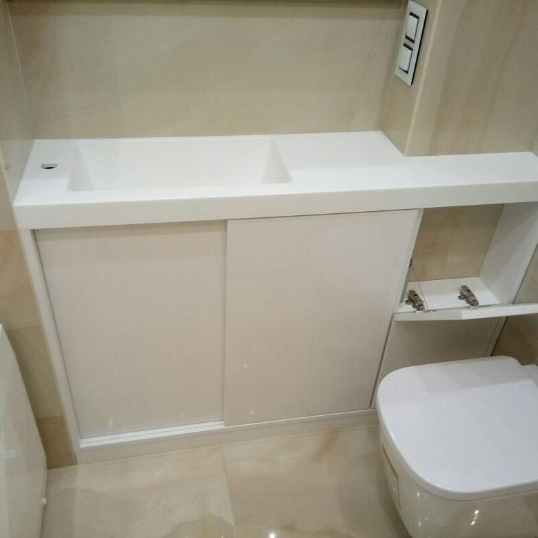 Мебель для ванной комнаты-Мебель для ванны «Модель 53»-фото2