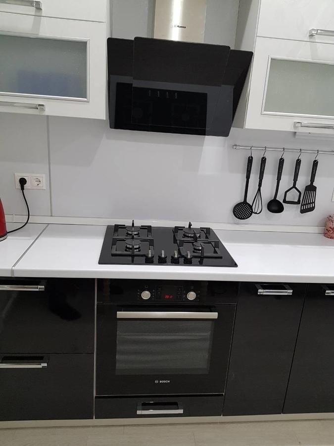 Белый кухонный гарнитур-Кухня «Модель 478»-фото3