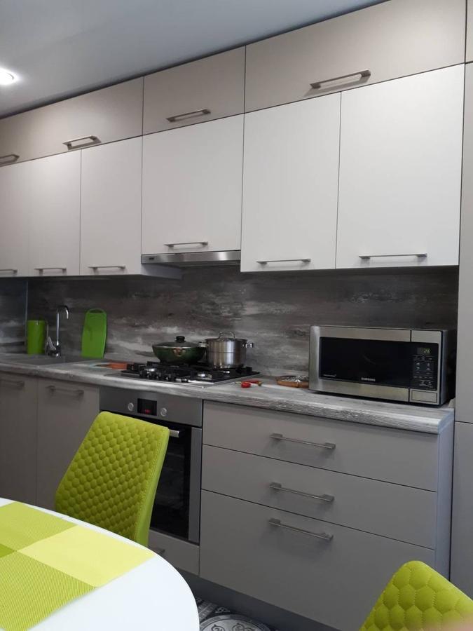 Белый кухонный гарнитур-Кухня из ЛДСП «Модель 492»-фото2