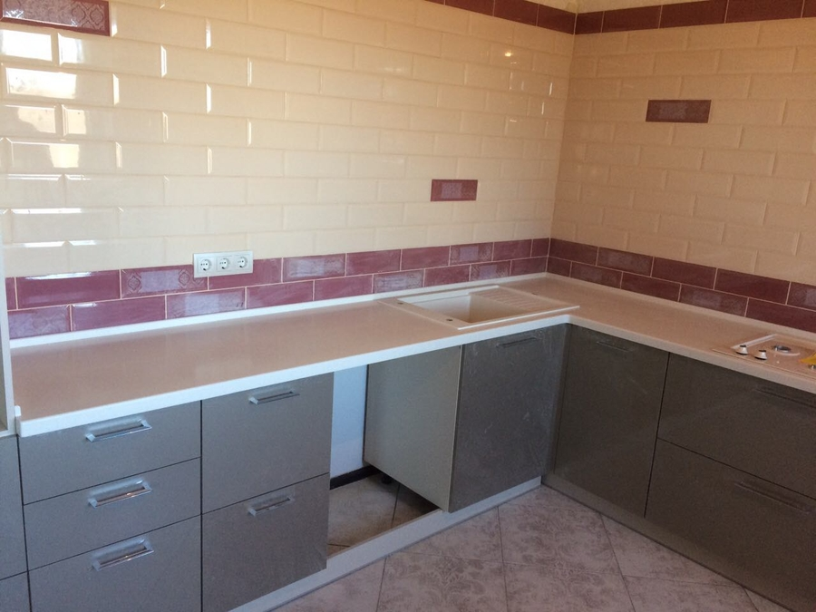 Глянцевые кухни-Кухня «Модель 480»-фото2