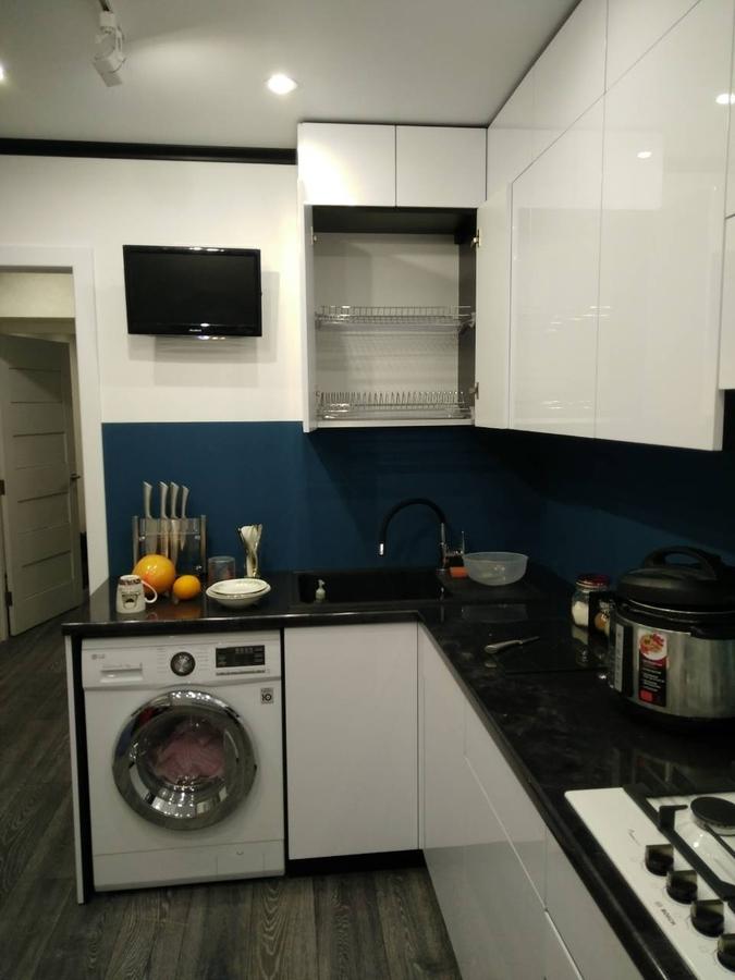 Белый кухонный гарнитур-Кухня «Модель 476»-фото3