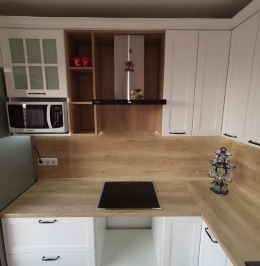 -Кухня МДФ в эмали «Модель 95»-фото26