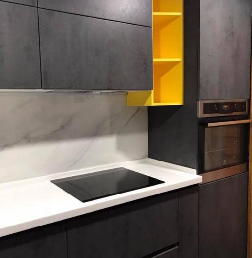 -Кухня из пластика «Модель 189»-фото28