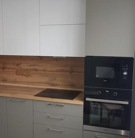 -Кухня из пластика «Модель 374»-фото28