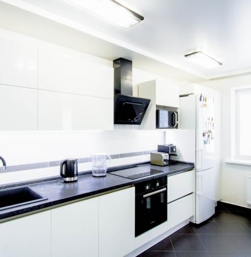 Акриловые кухни-Кухня из акрила «Модель 405»-фото5