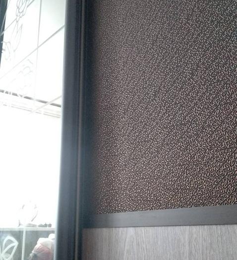 Бельевой шкаф-купе-Шкаф-купе из ЛДСП «Модель 417»-фото5