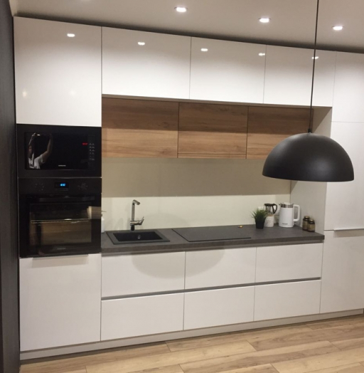 -Кухня из акрила «Модель 349»-фото18