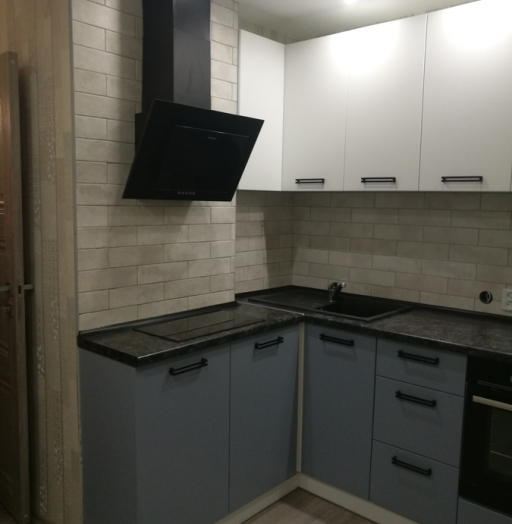 -Кухня МДФ в ПВХ «Модель 30»-фото11