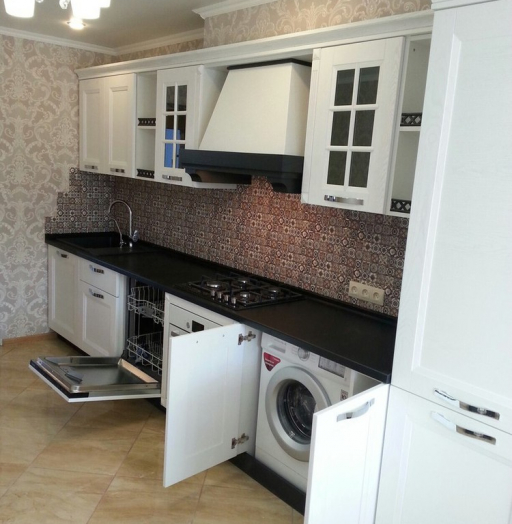 -Кухня МДФ в ПВХ «Модель 139»-фото20