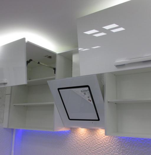 -Кухня из пластика «Модель 143»-фото20