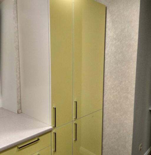 -Кухня МДФ в эмали «Модель 163»-фото7