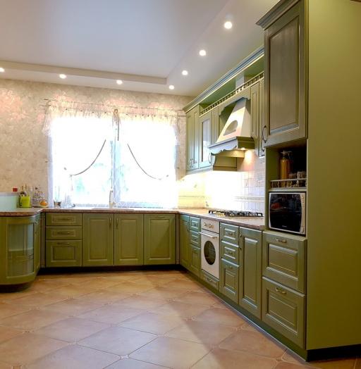 -Кухня из массива «Модель 23»-фото4