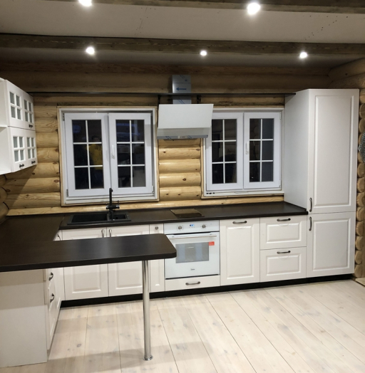 -Кухня МДФ в эмали «Модель 72»-фото9
